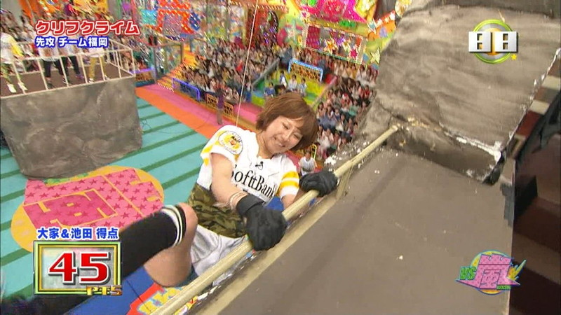 【大家志津香キャプ画像】AKB48のバラエティ担当アイドルが見せた大胆パンチラ!? 54