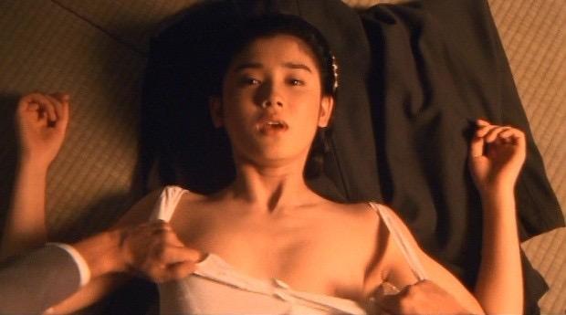 【芸能人濡れ場画像】普段脱ぐことが無い女優のセックスシーンお宝画像 08