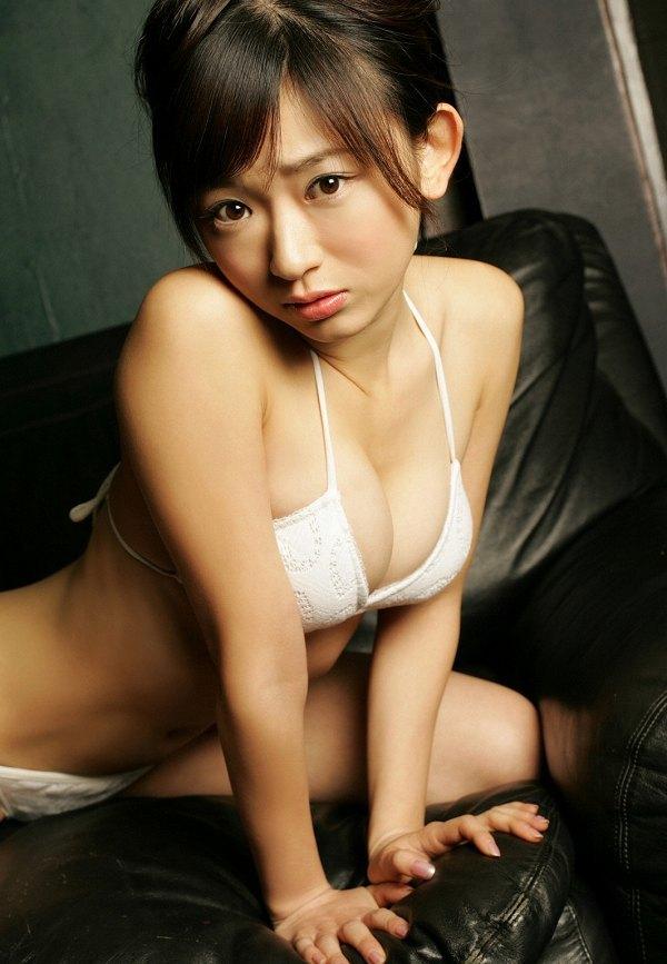 【川元由香グラビア画像】アイドル系の可愛い顔してるのに結構エッチだなぁ~ 23