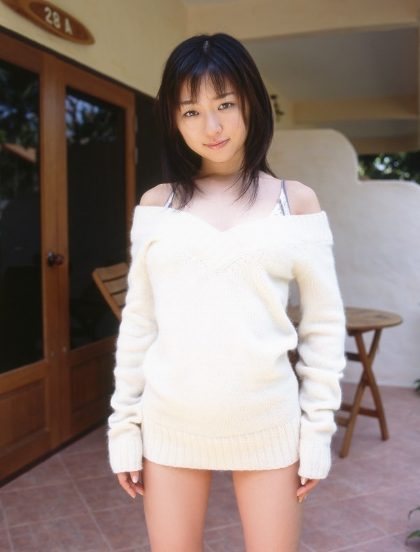 【川元由香グラビア画像】アイドル系の可愛い顔してるのに結構エッチだなぁ~ 96