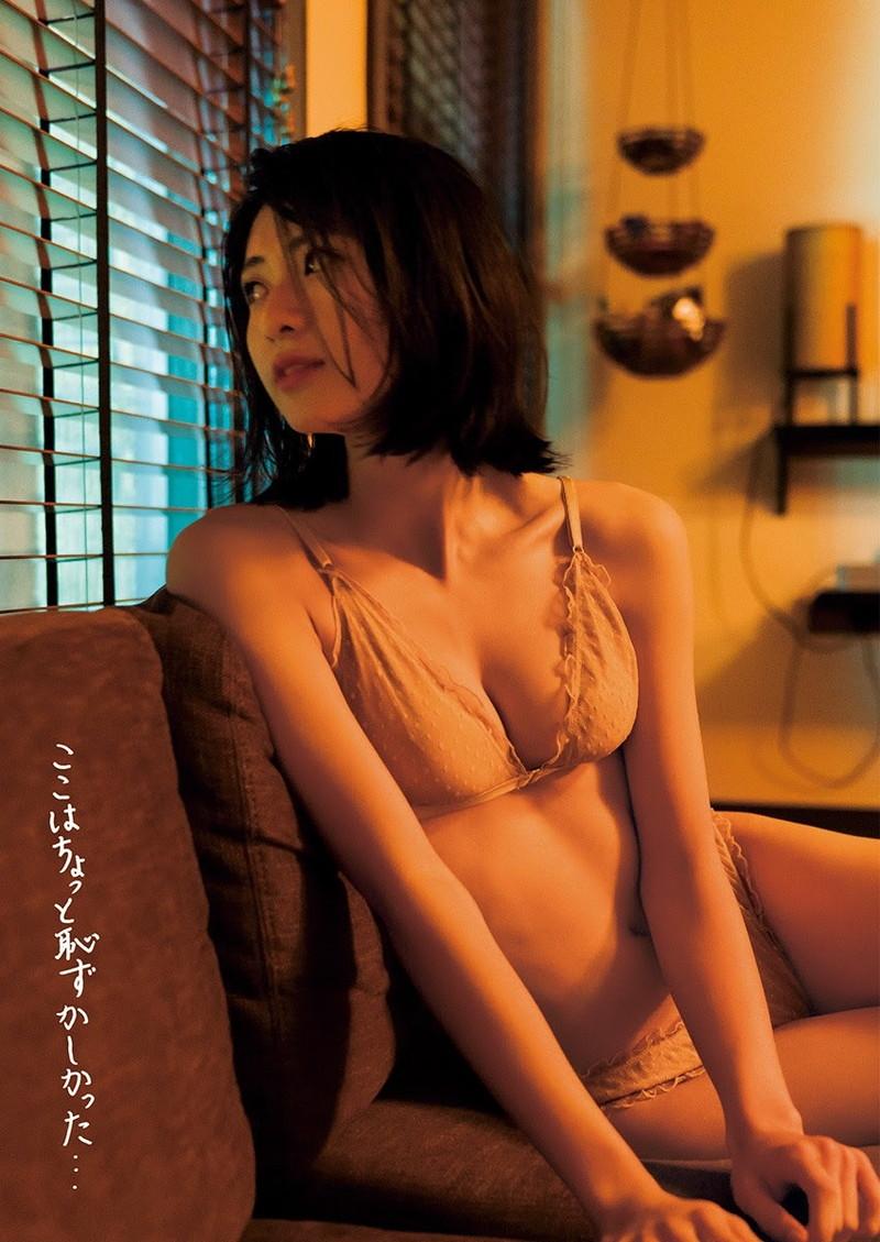 【山田南実グラビア画像】アイドル系美少女がエッチな水着姿を見せるなんて最高過ぎるw 53