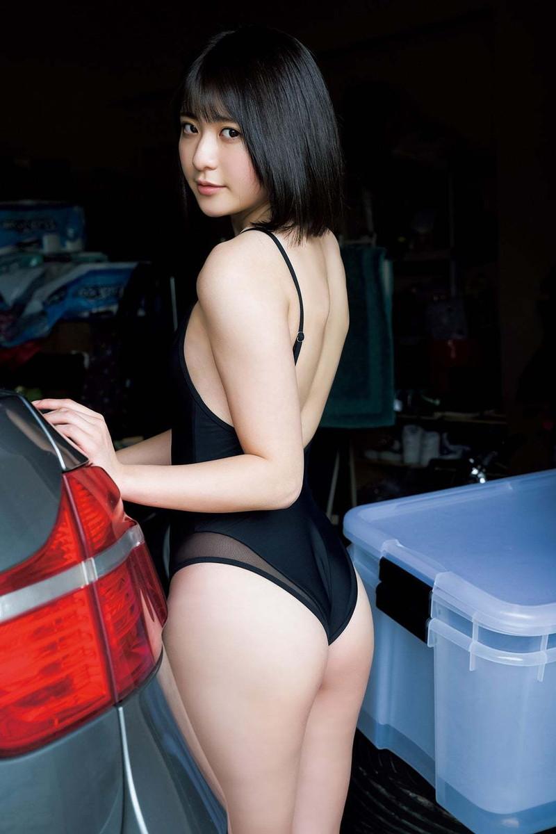 【山田南実グラビア画像】アイドル系美少女がエッチな水着姿を見せるなんて最高過ぎるw 71
