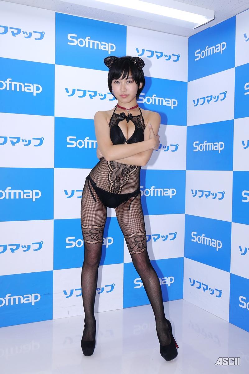 【咲村良子キャプ画像】Hカップのめちゃシコ爆乳ボディでオジサマに猛プッシュ!? 33