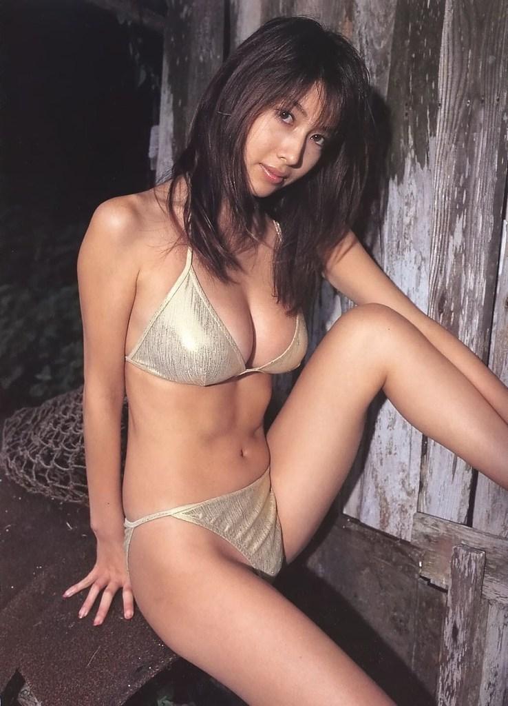 【小林恵美グラビア画像】志村けんが亡くなった事で再び注目された巨乳グラドル 40