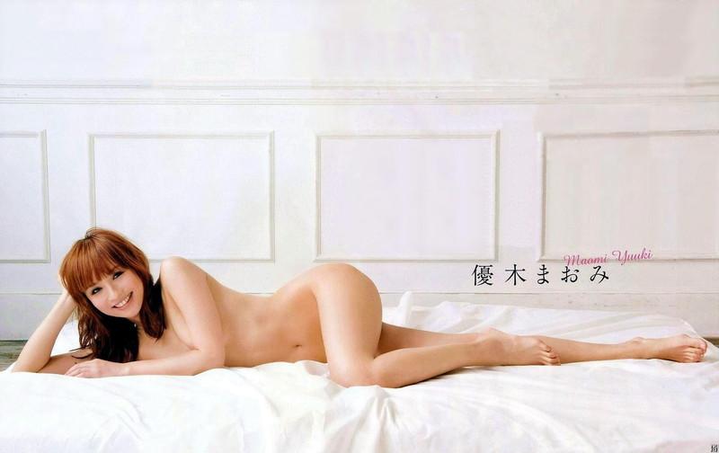 【優木まおみグラビア画像】エロ賢いBカップスレンダー美女のセクシービキニボディ 80
