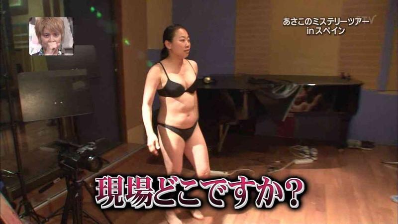 【放送事故画像】女芸人がチラリとかしてるエロシーンを集めたらヤバ過ぎたwwww 53