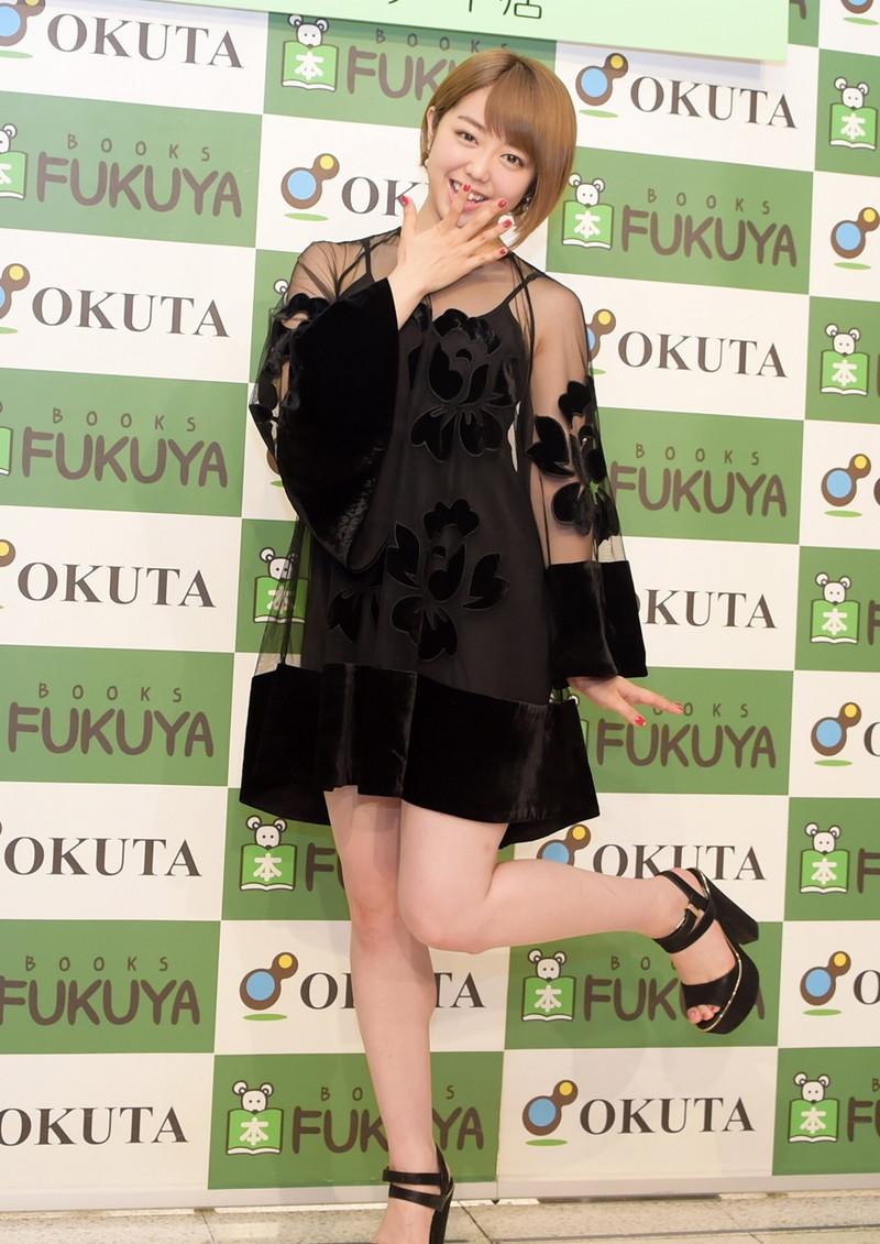 【峯岸みなみお宝画像】これで見納め!?AKB48卒業を発表した最後の初期メンバー 60