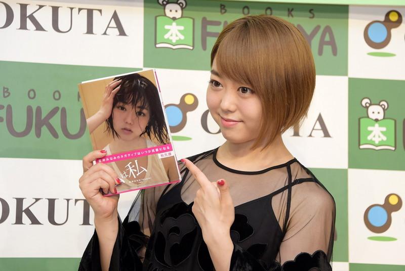 【峯岸みなみお宝画像】これで見納め!?AKB48卒業を発表した最後の初期メンバー 67