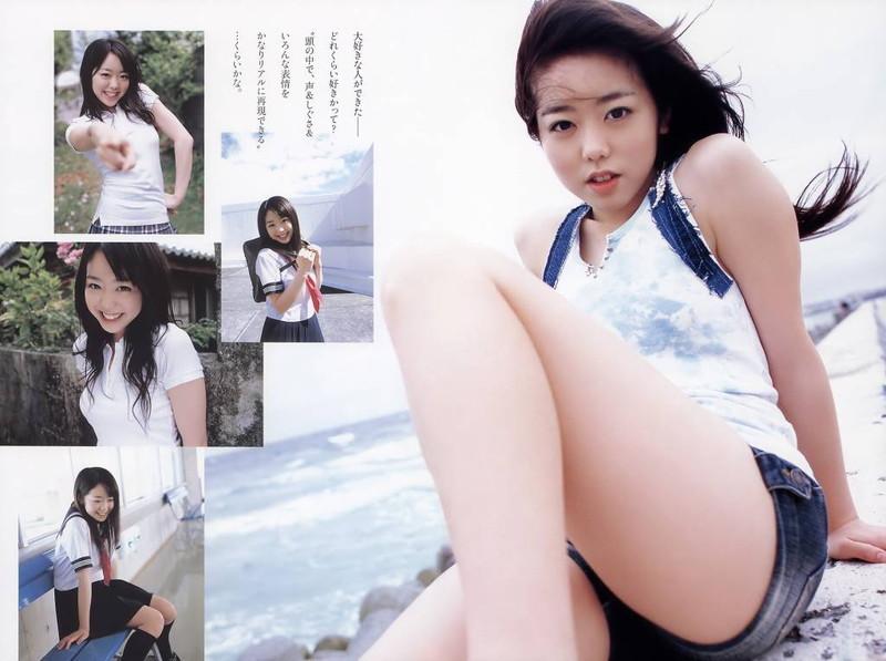【峯岸みなみお宝画像】これで見納め!?AKB48卒業を発表した最後の初期メンバー 75