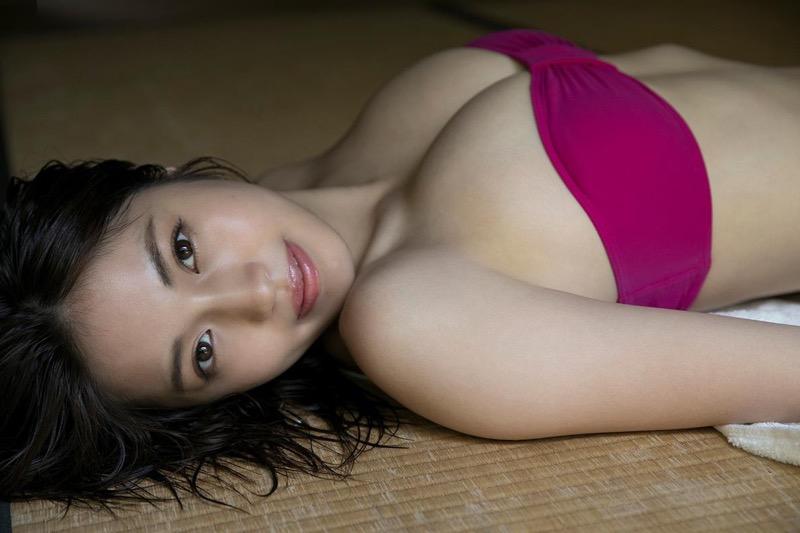 【MIYUグラビア画像】ダンスで鍛えたFカップスペシャルボディが最高にエロい美女! 32