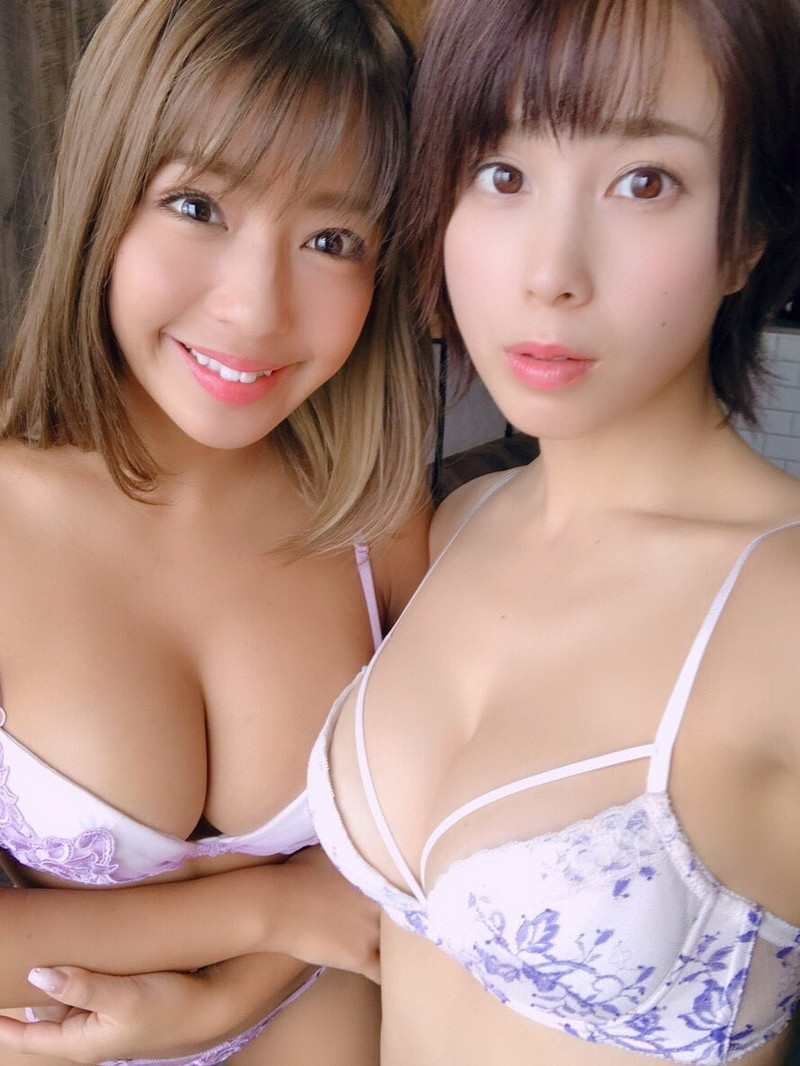【ギャルエロ画像】GカップしかいないR・I・Pガールズとかいうギャル集団wwww 34