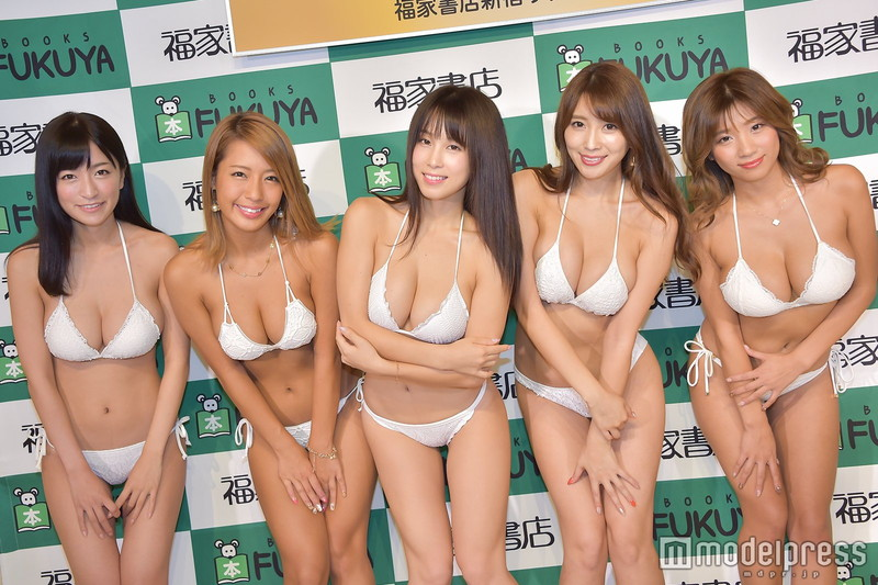 【ギャルエロ画像】GカップしかいないR・I・Pガールズとかいうギャル集団wwww 55
