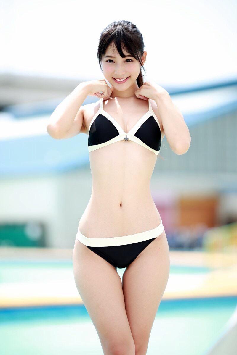 【グラドルくびれエロ画像】腰のクビレが凄い!エロい!グラビアアイドル画像 43