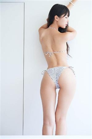 【グラドルくびれエロ画像】腰のクビレが凄い!エロい!グラビアアイドル画像 57