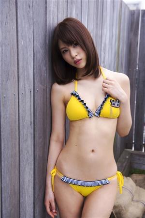 【グラドルくびれエロ画像】腰のクビレが凄い!エロい!グラビアアイドル画像 63