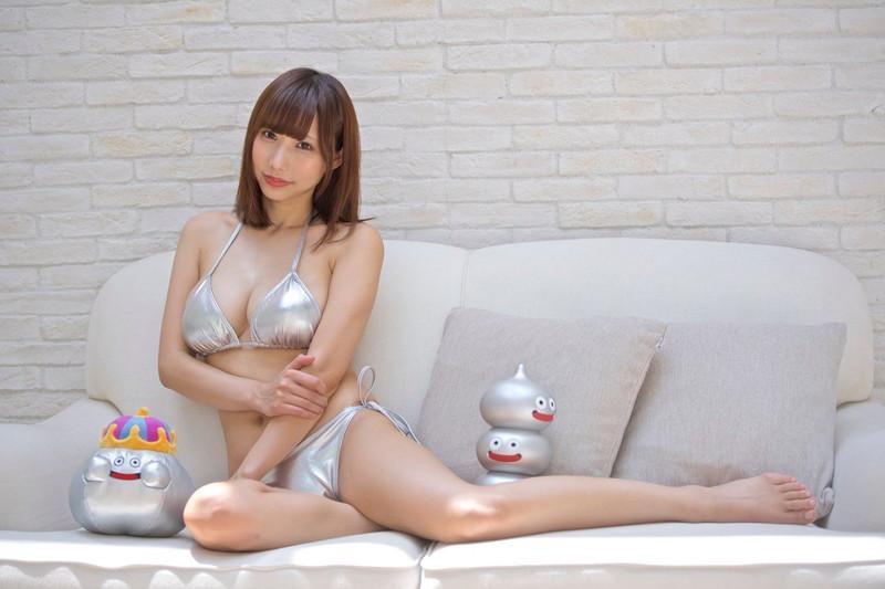 【小澤らいむエロ画像】ゲーム大好きな巨乳グラドルの可愛くてヌケるコスプレ写真 26