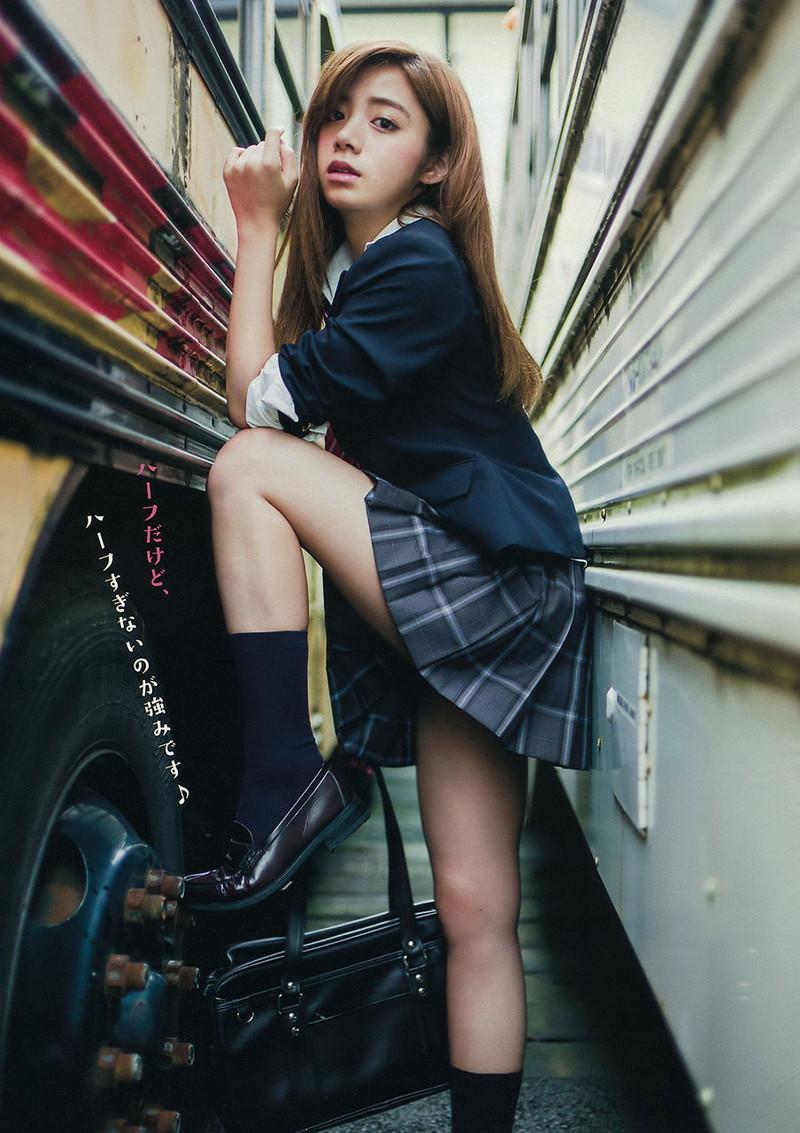 【池田エライザエロ画像】チンコが勃つくらいエロい濡れ場を演じる美少女ハーフ女優 21