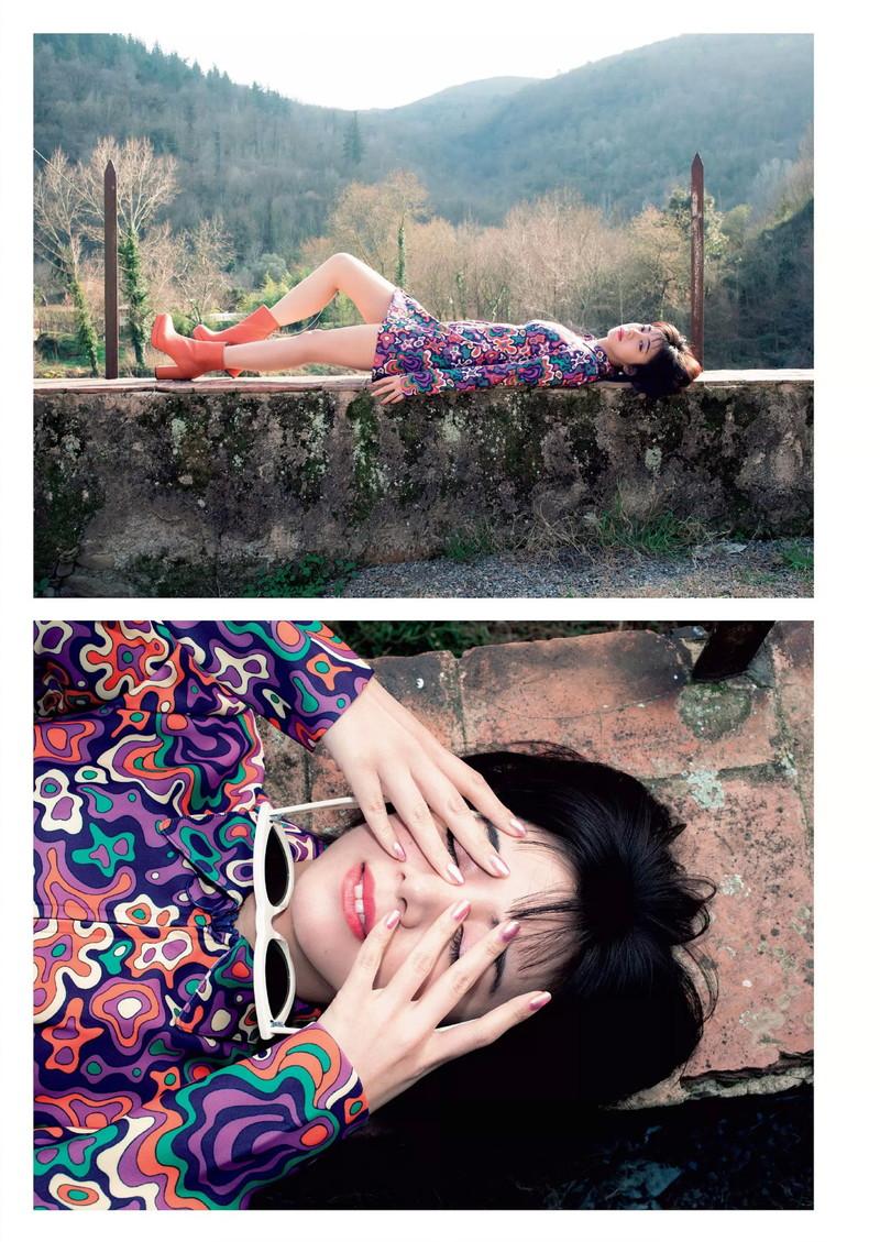 【池田エライザエロ画像】チンコが勃つくらいエロい濡れ場を演じる美少女ハーフ女優 41