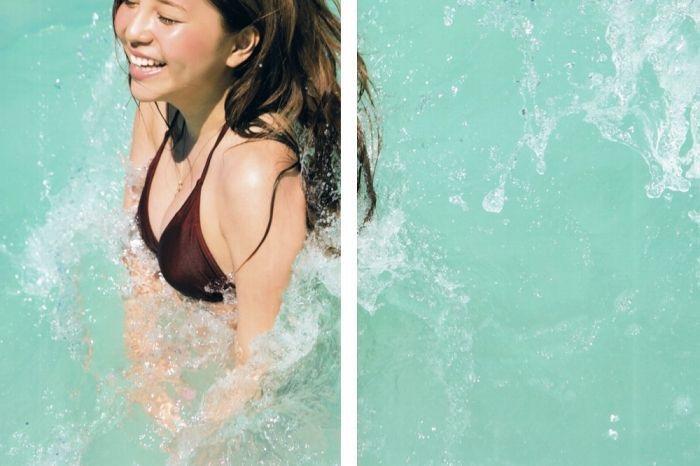 【河西智美お宝画像】元AKB48だったお騒がせタレントのお宝写真集画像 14