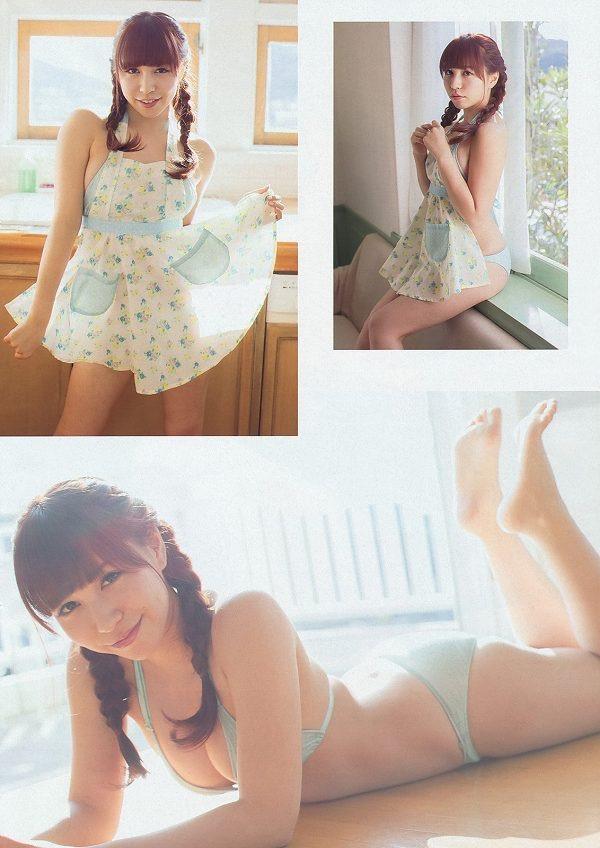 【河西智美お宝画像】元AKB48だったお騒がせタレントのお宝写真集画像 38