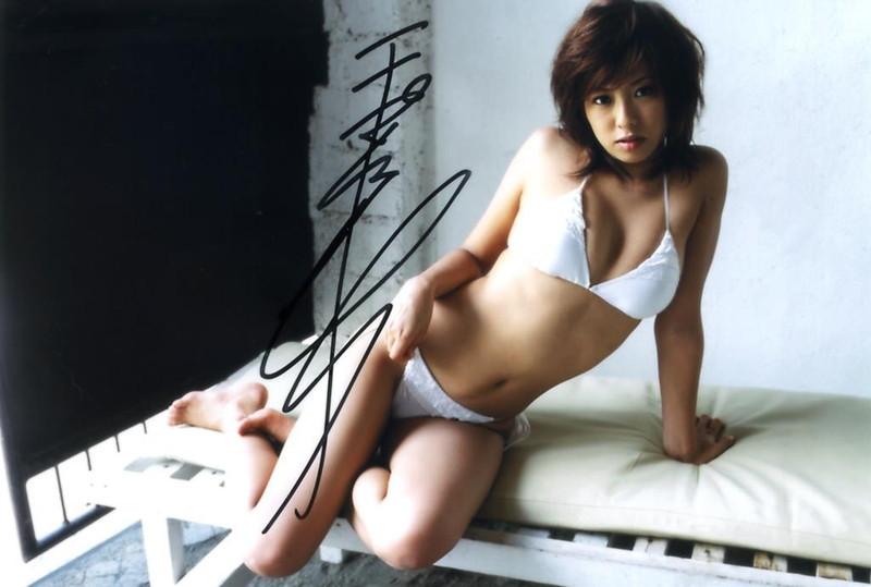 【倉本清子グラビア画像】和希沙也名義で活動していた時代のセクシービキニ写真 10