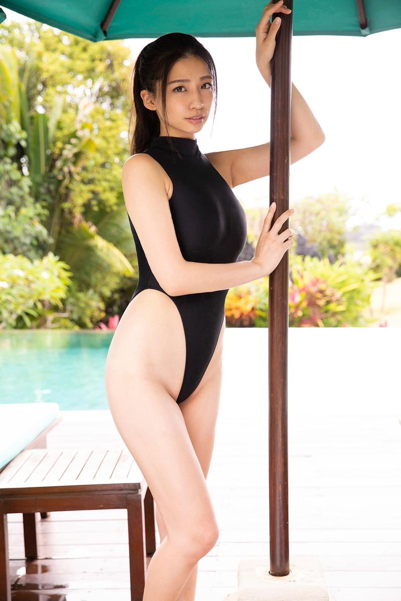 【佐野マリアキャプ画像】引き締まった高身長Fカップボディが魅力的なアラサーお姉さん 70