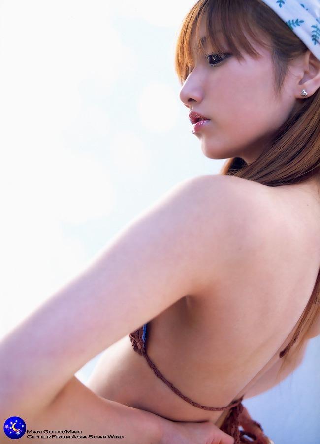 【後藤真希お宝画像】元モー娘。ゴマキがビキニ姿で元気いっぱいで若々しい写真など 63