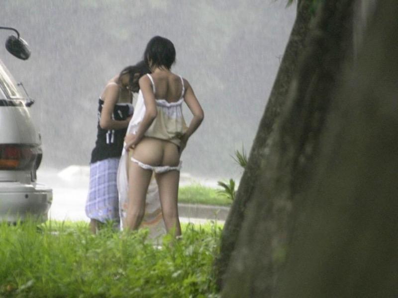【素人着替えエロ画像】隠しカメラに気付かず生着替えを晒してしまった素人娘たち 54