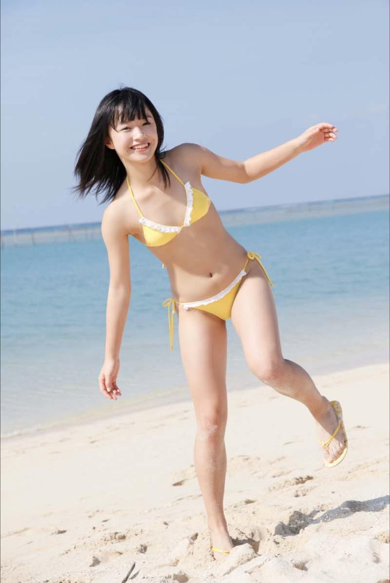 【百川晴香グラビア画像】アイドルグループのリーダーが魅せる可愛くてエッチな姿 19