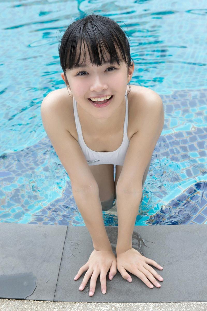 【百川晴香グラビア画像】アイドルグループのリーダーが魅せる可愛くてエッチな姿 25