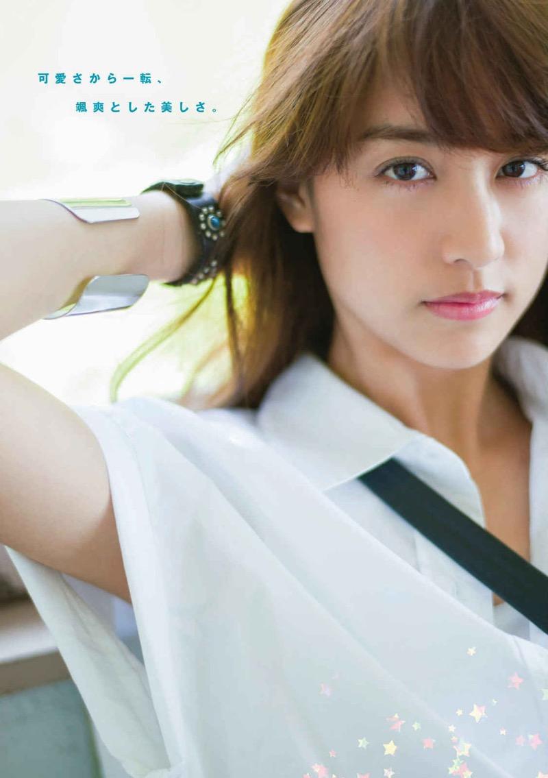 【山本美月グラビア画像】元CanCam専属モデルのスタイル抜群スレンダー美女 24