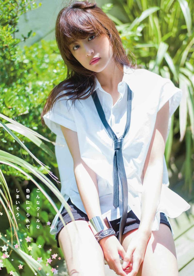 【山本美月グラビア画像】元CanCam専属モデルのスタイル抜群スレンダー美女 26