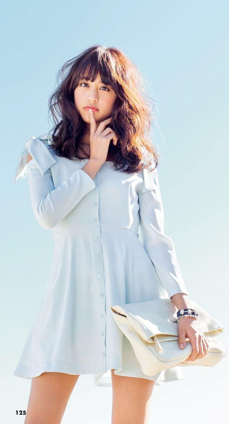 【山本美月グラビア画像】元CanCam専属モデルのスタイル抜群スレンダー美女 28