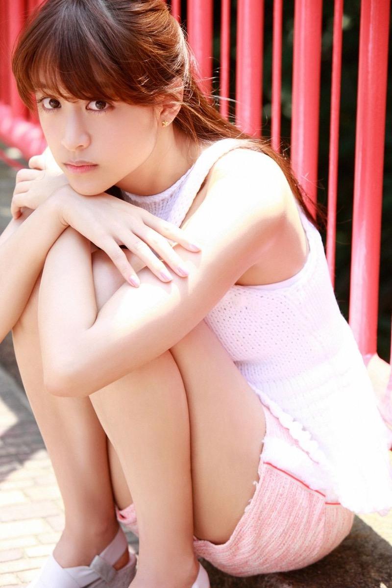 【山本美月グラビア画像】元CanCam専属モデルのスタイル抜群スレンダー美女 29