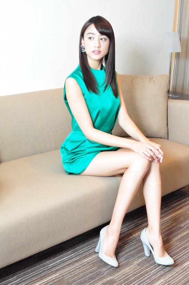 【山本美月グラビア画像】元CanCam専属モデルのスタイル抜群スレンダー美女 30