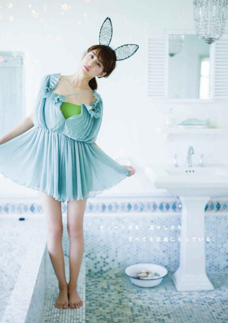【山本美月グラビア画像】元CanCam専属モデルのスタイル抜群スレンダー美女 42