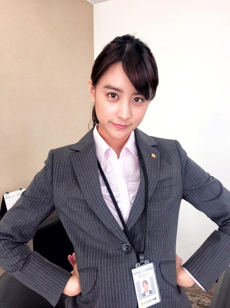 【山本美月グラビア画像】元CanCam専属モデルのスタイル抜群スレンダー美女 56