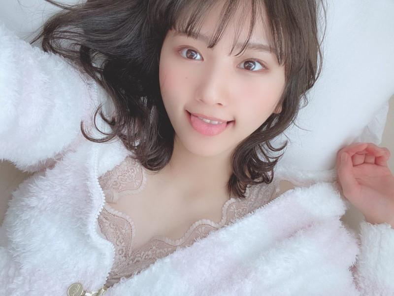 【そよんエロ画像】生まれも育ちも東京の韓国人モデルが披露するエロカワ写真
