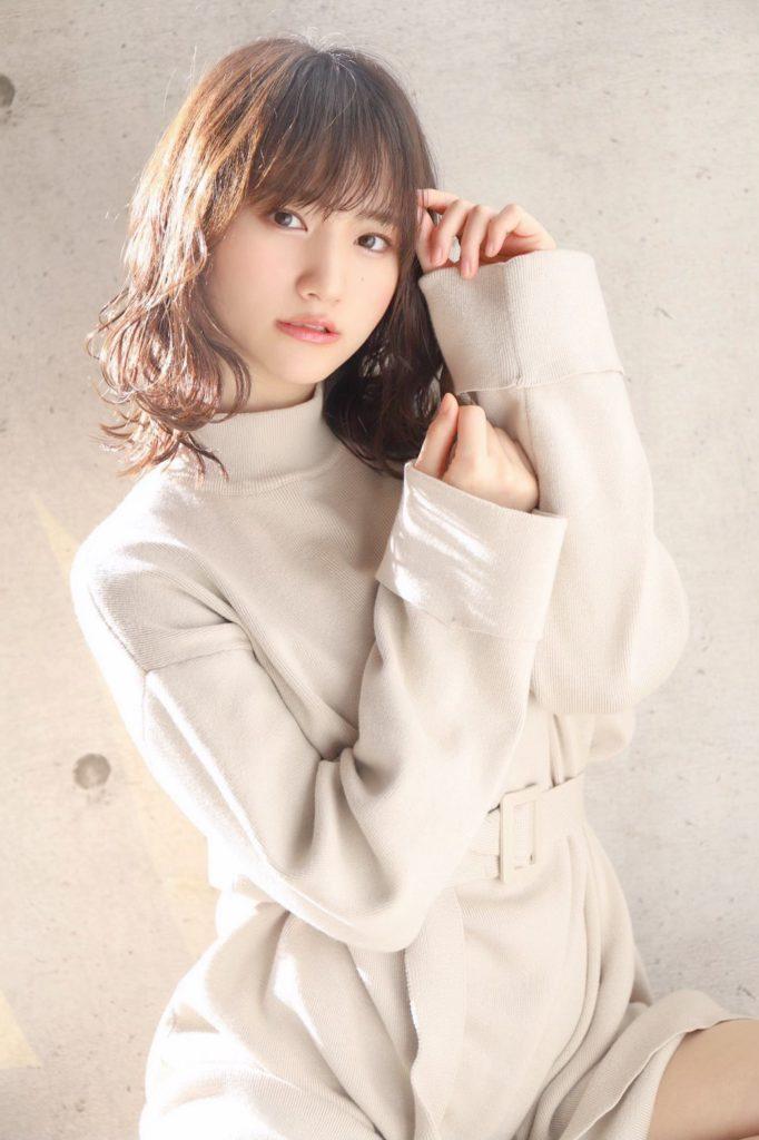 【そよんエロ画像】生まれも育ちも東京の韓国人モデルが披露するエロカワ写真 12