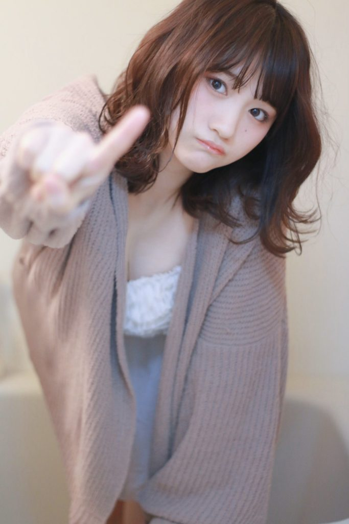 【そよんエロ画像】生まれも育ちも東京の韓国人モデルが披露するエロカワ写真 18