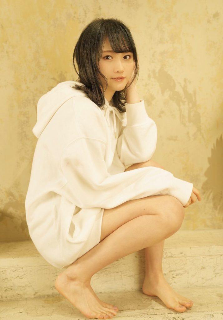 【そよんエロ画像】生まれも育ちも東京の韓国人モデルが披露するエロカワ写真 37