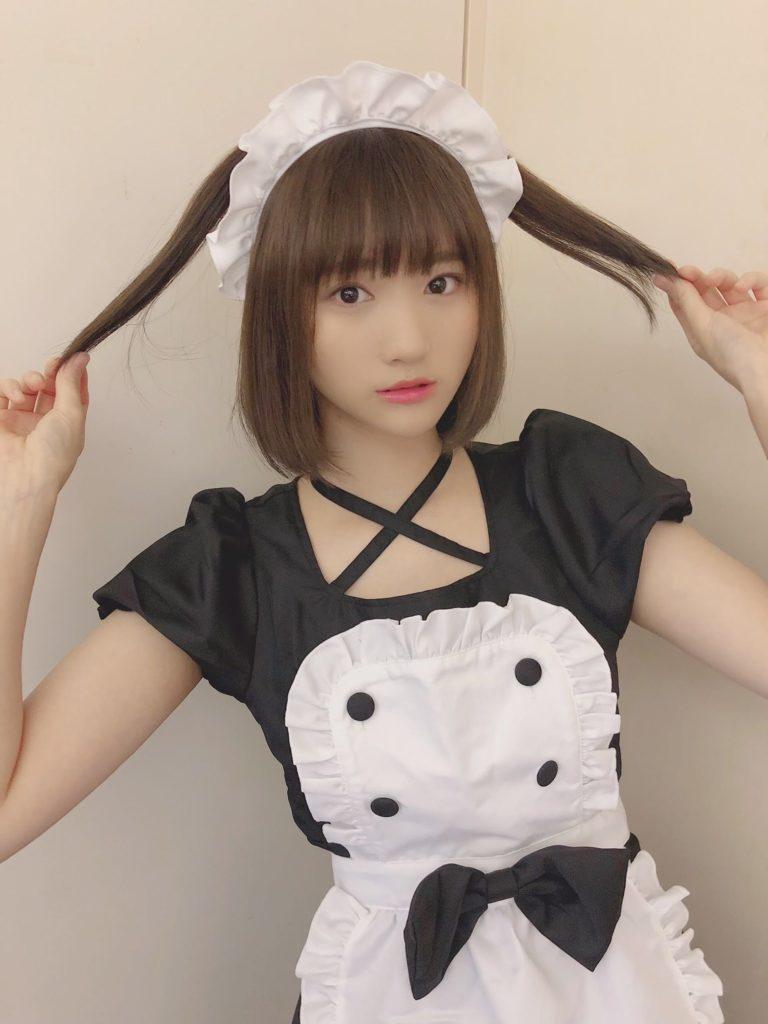 【そよんエロ画像】生まれも育ちも東京の韓国人モデルが披露するエロカワ写真 59