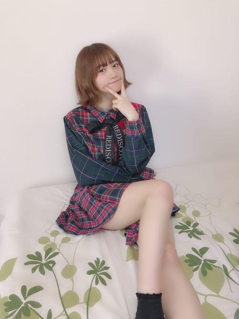 【そよんエロ画像】生まれも育ちも東京の韓国人モデルが披露するエロカワ写真 62