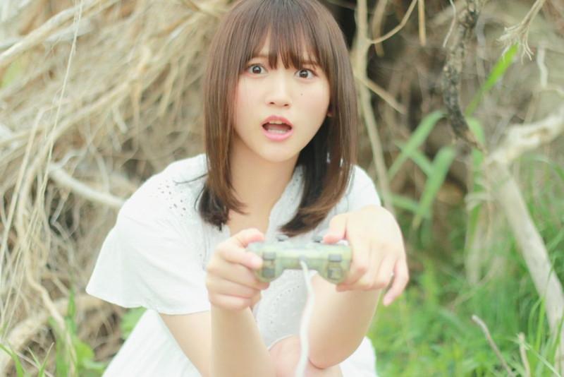 【そよんエロ画像】生まれも育ちも東京の韓国人モデルが披露するエロカワ写真 75
