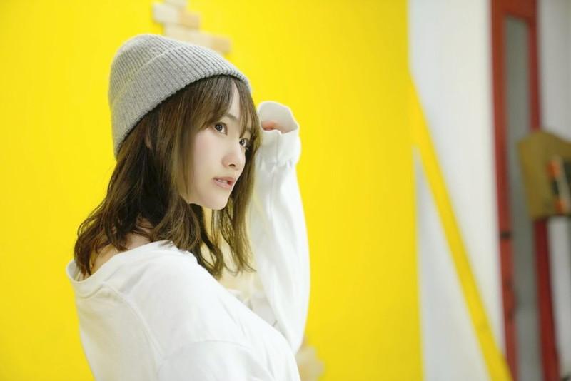 【そよんエロ画像】生まれも育ちも東京の韓国人モデルが披露するエロカワ写真 76