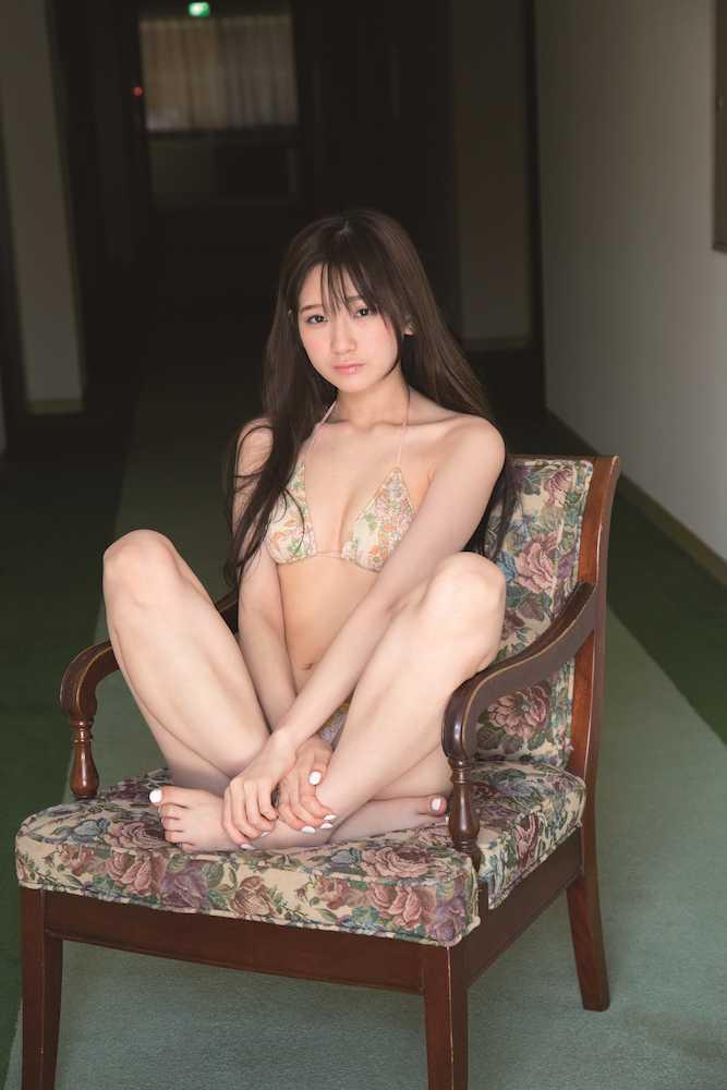 【金子理江グラビア画像】放課後ツインテールに参加した事がある美少女の水着姿 77