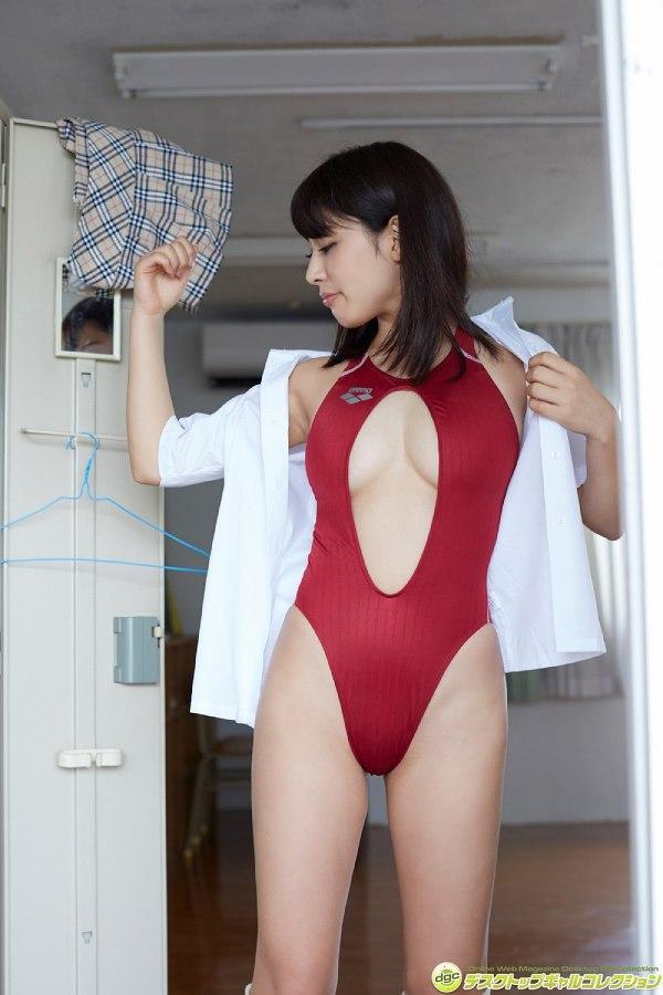 【金子智美グラビア画像】AKB48元研究生がグラドルに転身してFカップ巨乳を見せちゃった 27