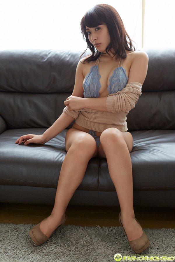 【金子智美グラビア画像】AKB48元研究生がグラドルに転身してFカップ巨乳を見せちゃった 58