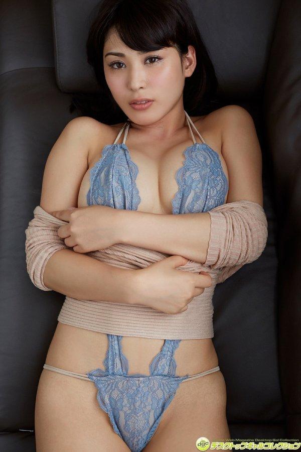【金子智美グラビア画像】AKB48元研究生がグラドルに転身してFカップ巨乳を見せちゃった 60