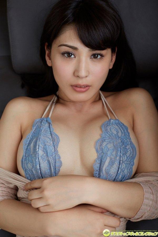 【金子智美グラビア画像】AKB48元研究生がグラドルに転身してFカップ巨乳を見せちゃった 61